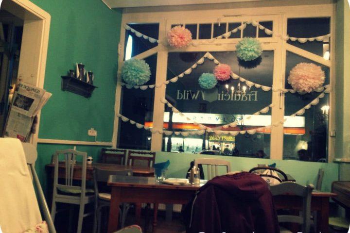 Fräulein Wild – liebevolles Café in Kreuzberg