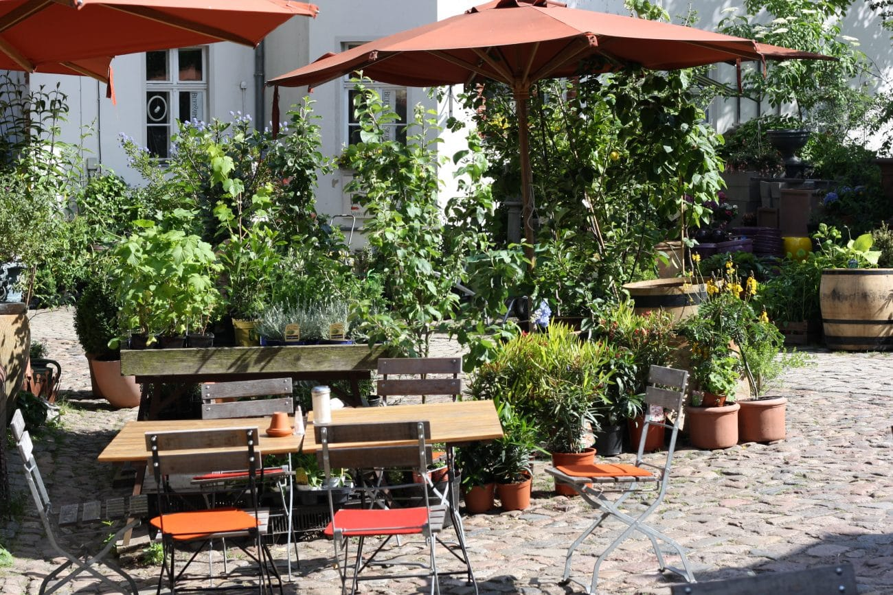 Hofcafe Mutter Fourage Pfaueninsel Potsdam Zehlendorf