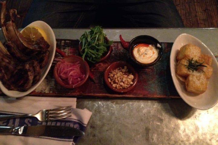 London: Zu Gast beim TV-Koch Jamie Oliver