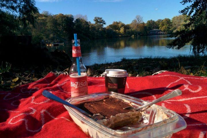 Klappe die zweite: Herbstspaziergang am Weißensee
