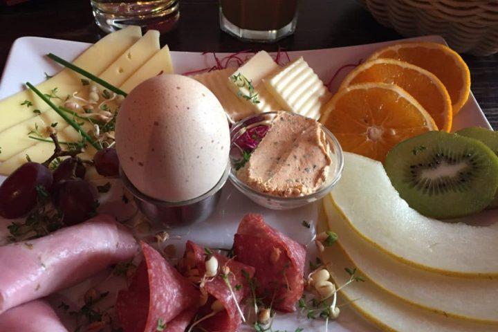 Frühstück in Leipzig: Café Albert