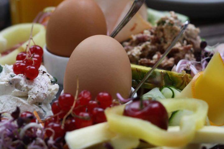 Geht im Goldmarie: Frühstücken an einem Freitag