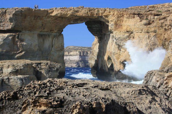Tauchen in den Gewässern um Gozo