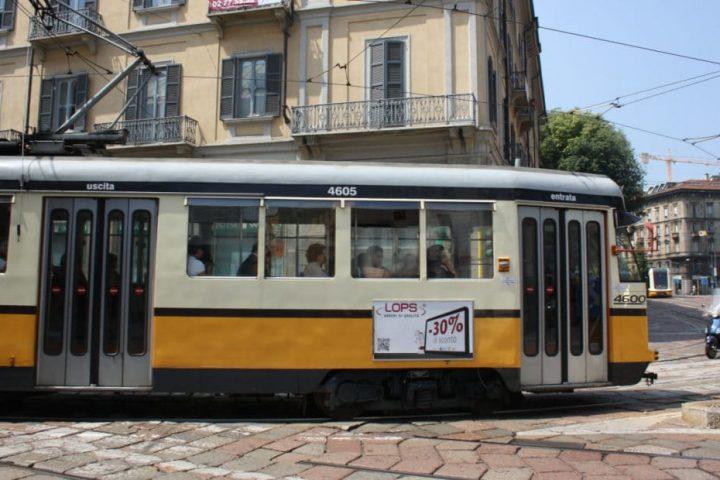Einen Tag in Mailand