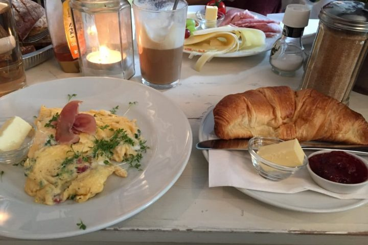Berlin Prenzlauerberg: Frühstück im Engelberg