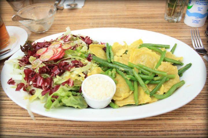 Restauranttest: Pasta bei Teigwaren Berlin