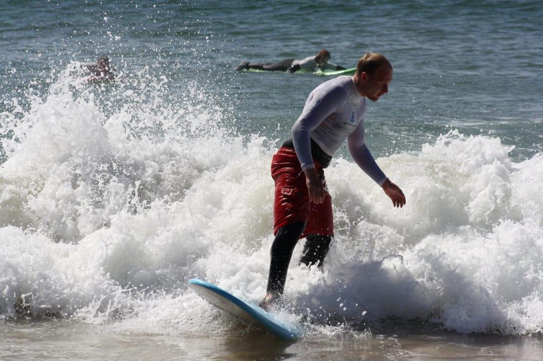 Surfanfänger