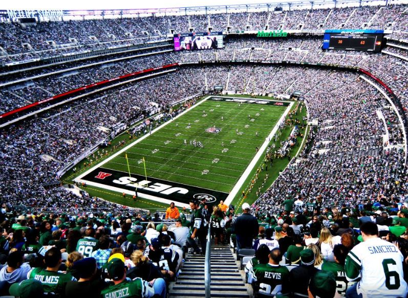 metlife stadium, new york