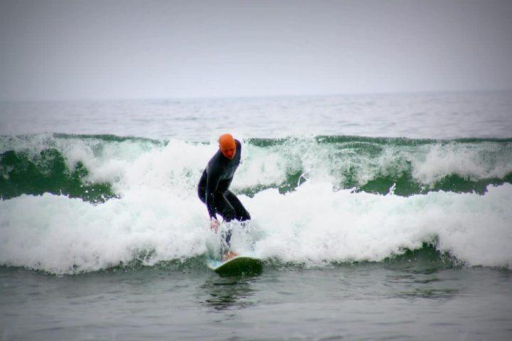 Surfen lernen an der Algarve