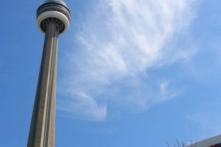 Unser Kanadaabenteuer beginnt: Toronto und die Niagarafälle