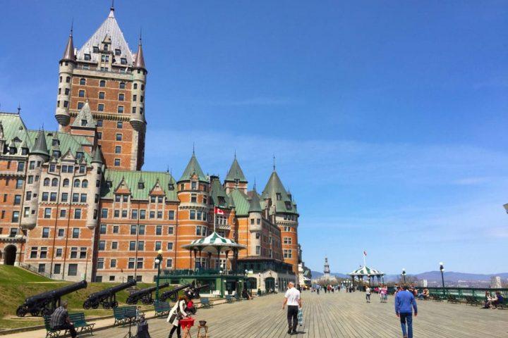Quebec City – eine Stadt wie aus dem Bilderbuch