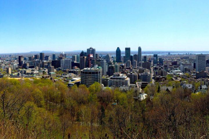 Montréal – schöne Aussichten und nette Märkte