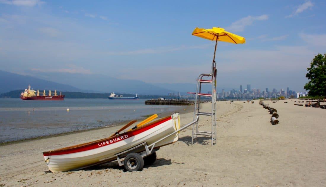 Beach Strand Vancouver