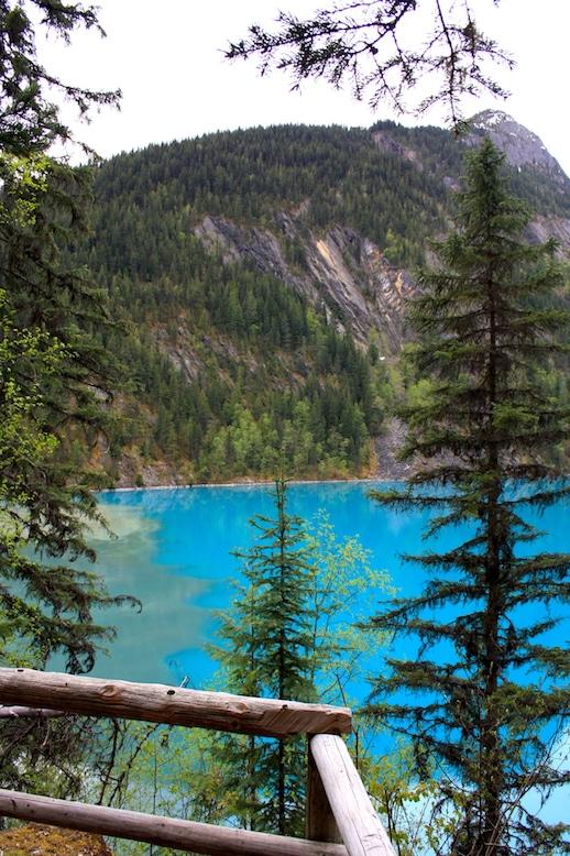 Mount Robson See im Jasper Nationalpark Kanada - Reisebericht und Foto von CicoBerlin