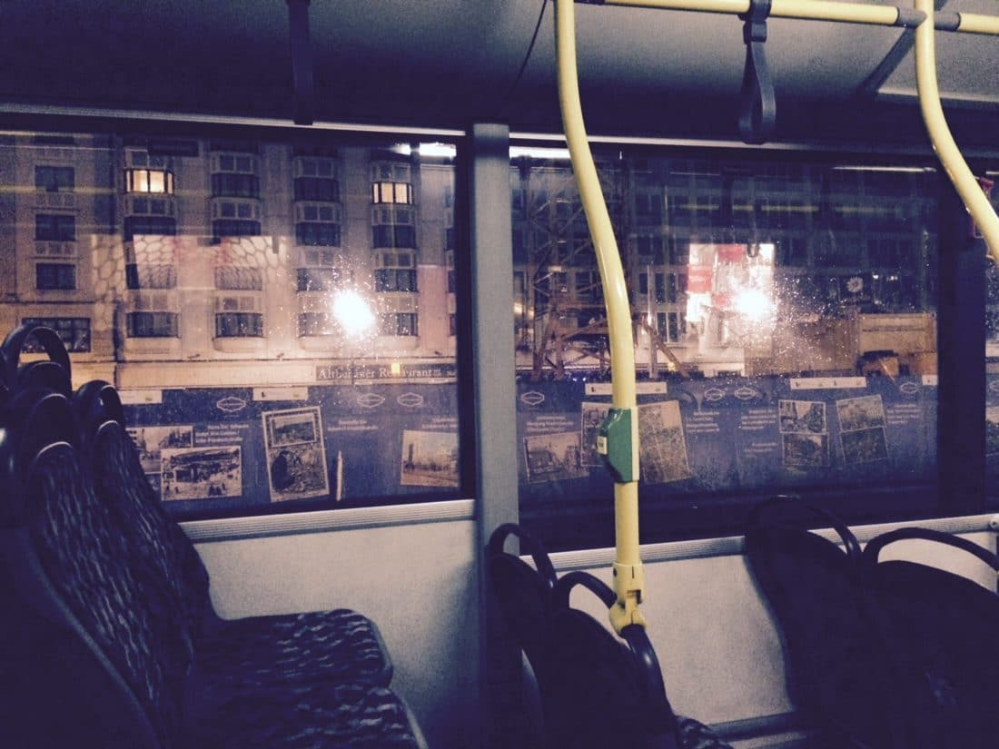 Bus in Berlin