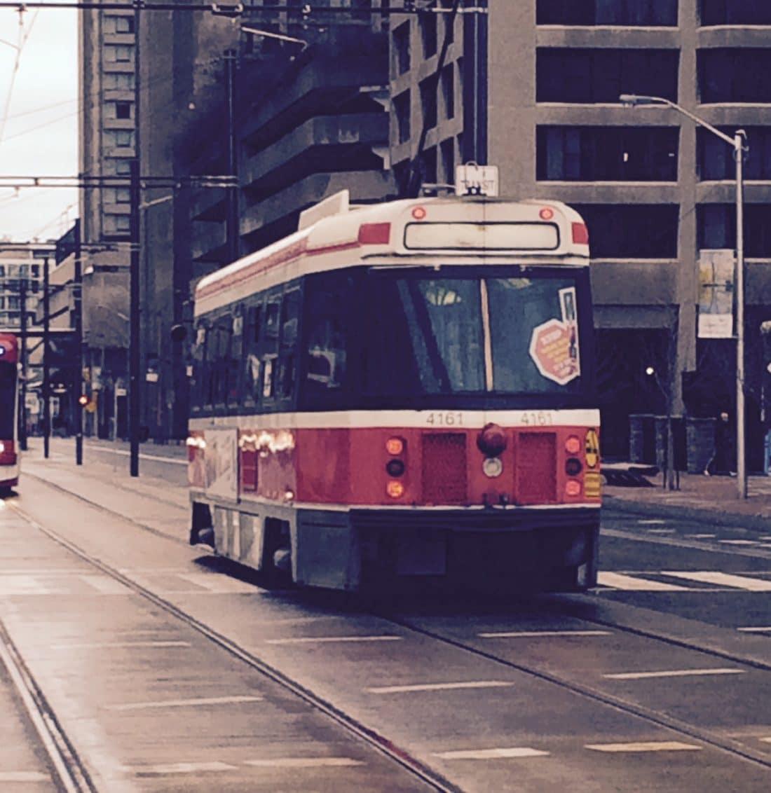 Toronto Straßenbahn