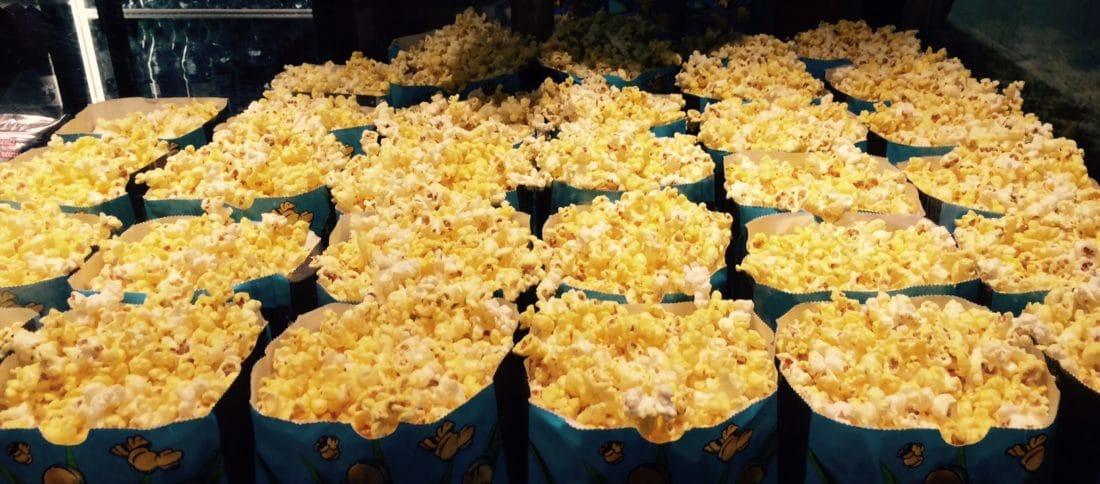Popcorn Bruce Springsteen Konzert
