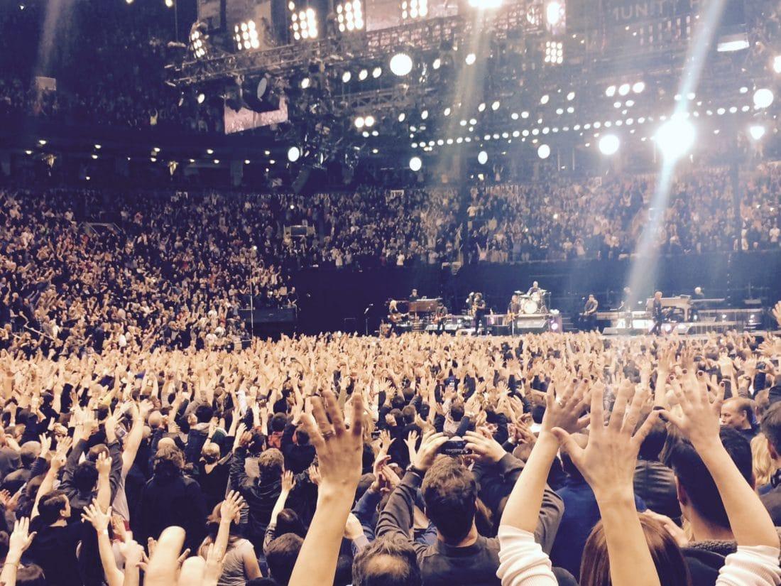 Konzert Bruce Springsteen Toronto