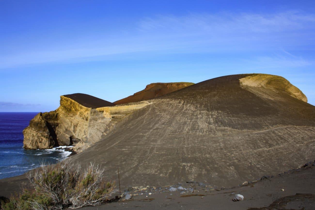 Top Highlights Azoren- Vulkan Capelinhos auf Faial - Tipps von PASSENGER X
