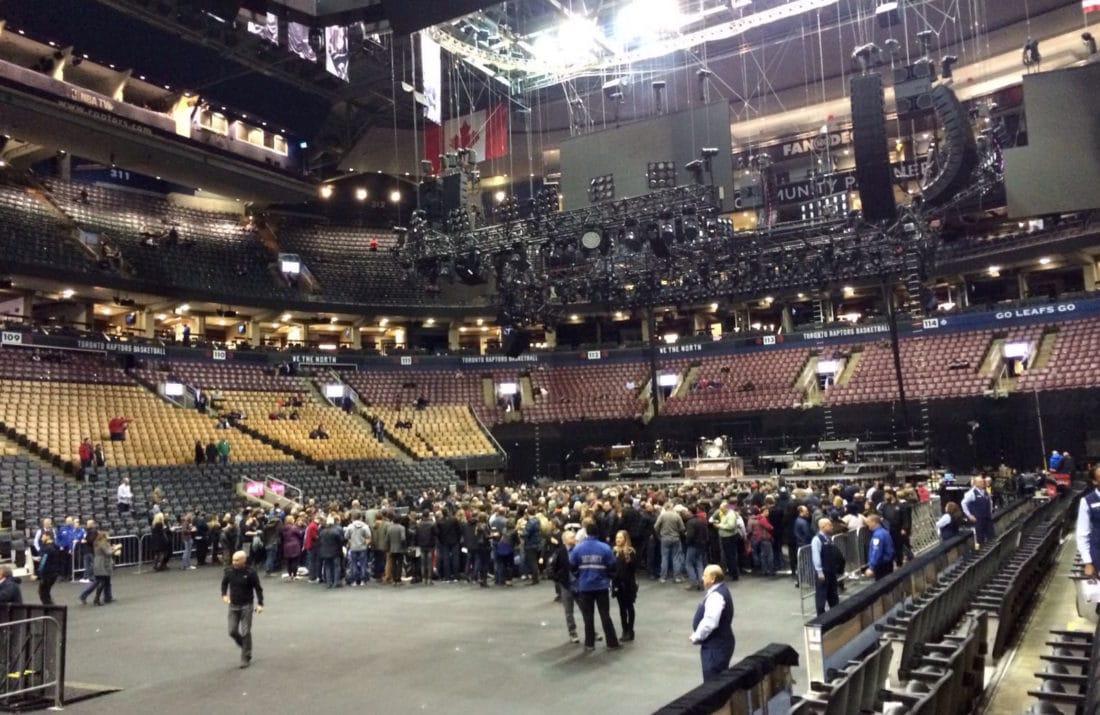 Bruce Springsteen Konzert Toronto