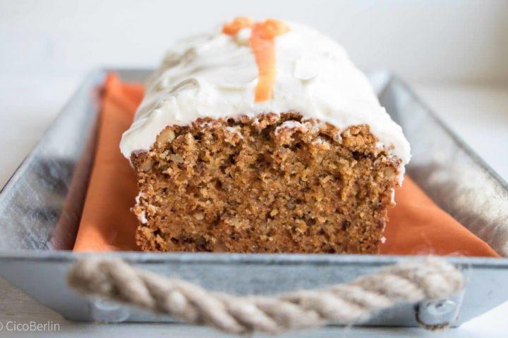 Carrot Cake  – von verschmäht zu geliebt (mit Rezept)