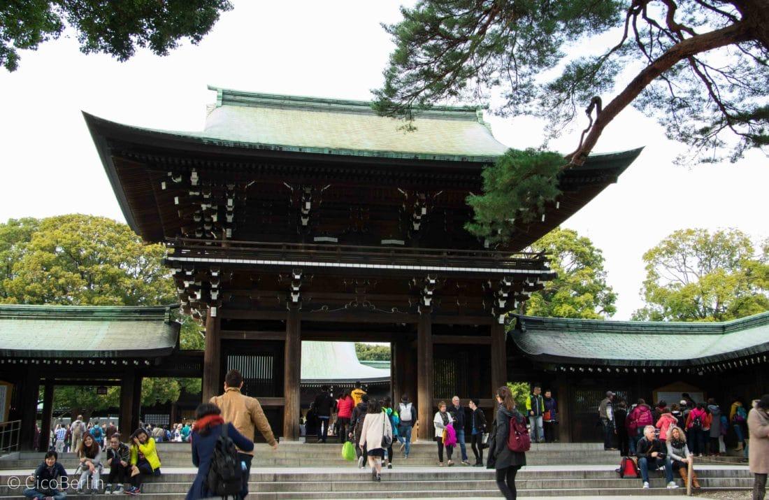 Yoyogi Park Shrine