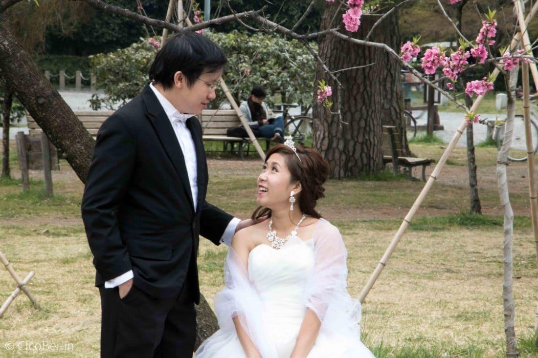 Hochzeit Kyoto
