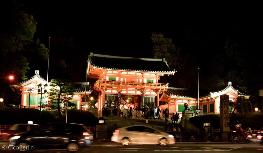 Japan Rundreise, Tempel Kyoto