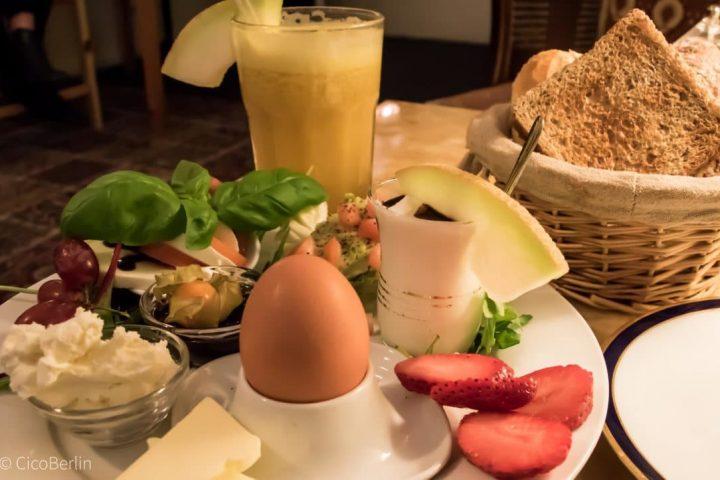 Das Frühstück für Superhelden bei Loiselane in Berlin Neukölln