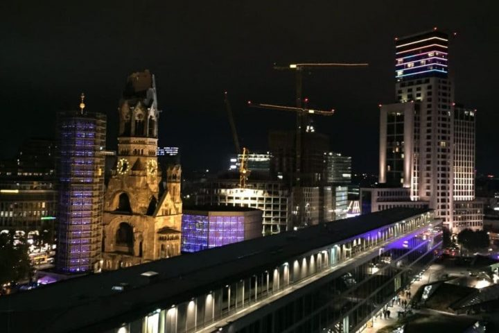 Berlin sights – here you will have the best view