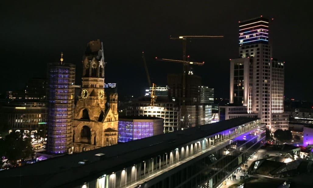 Aussichtsplattformen in Berlin Monkey Bar