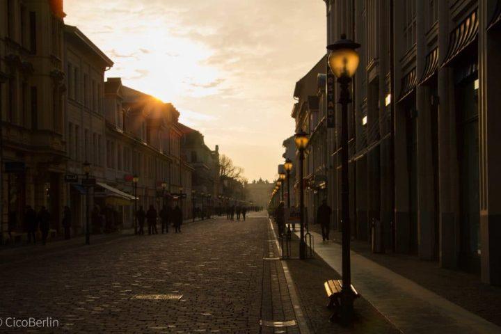 Galerie – Stadtbummel durch das Holländische Viertel in Potsdam