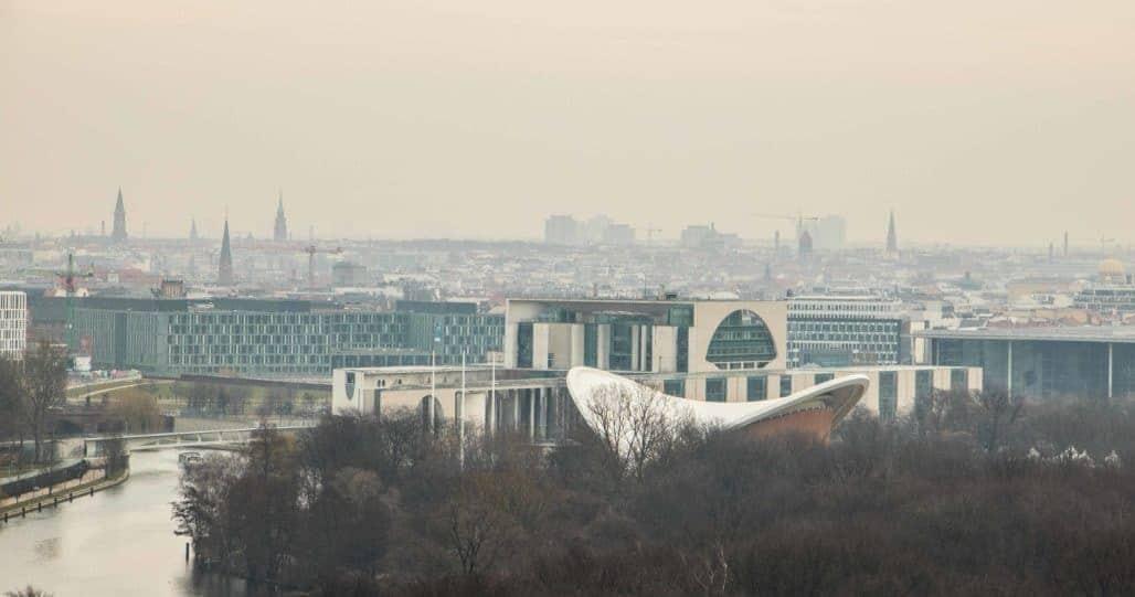 Aussichtsplattformen in Berlin Siegessaeule