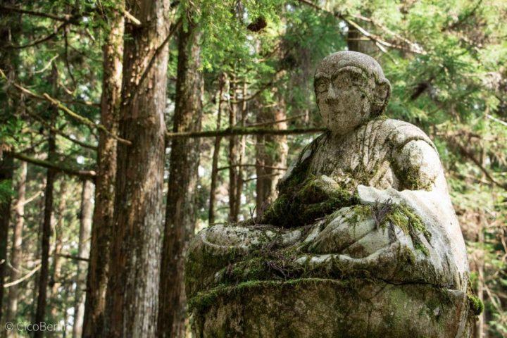 Koya-san: In Japan auf dem Berg, oben bei den Mönchen