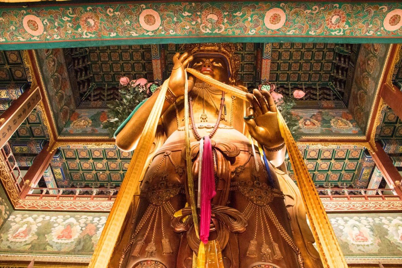 Tops und Flops Peking - Lamatempel