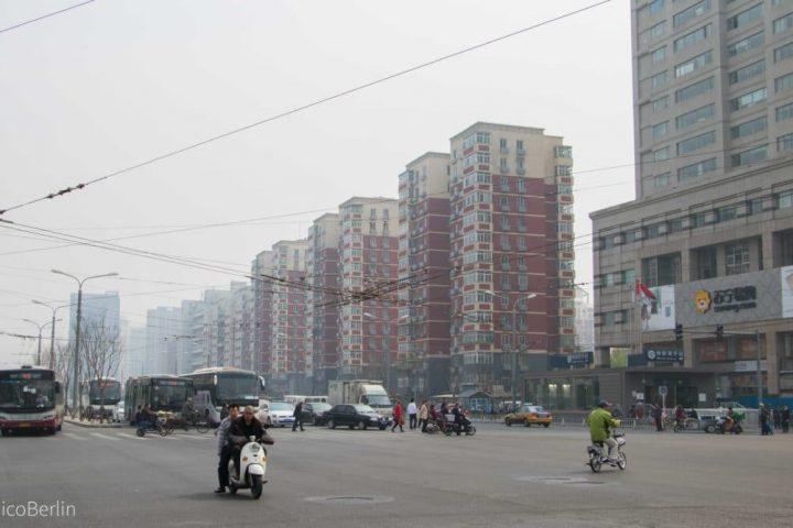 Peking – meine ersten Eindrücke