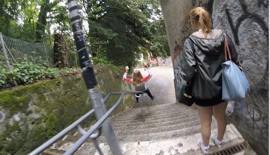 Emily und Olivia - alleine reisen CicoBerlin