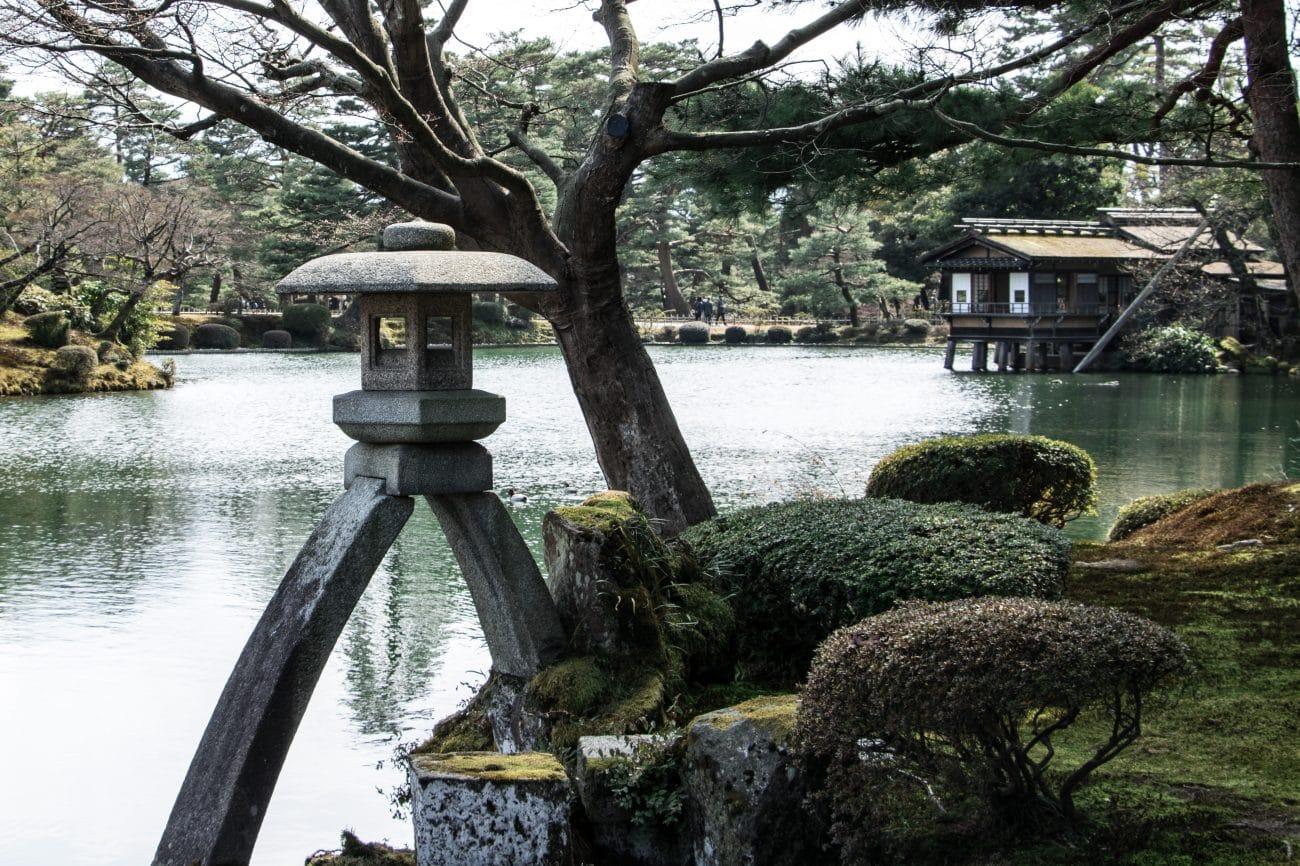 Japan Rundreise, Kanazawa