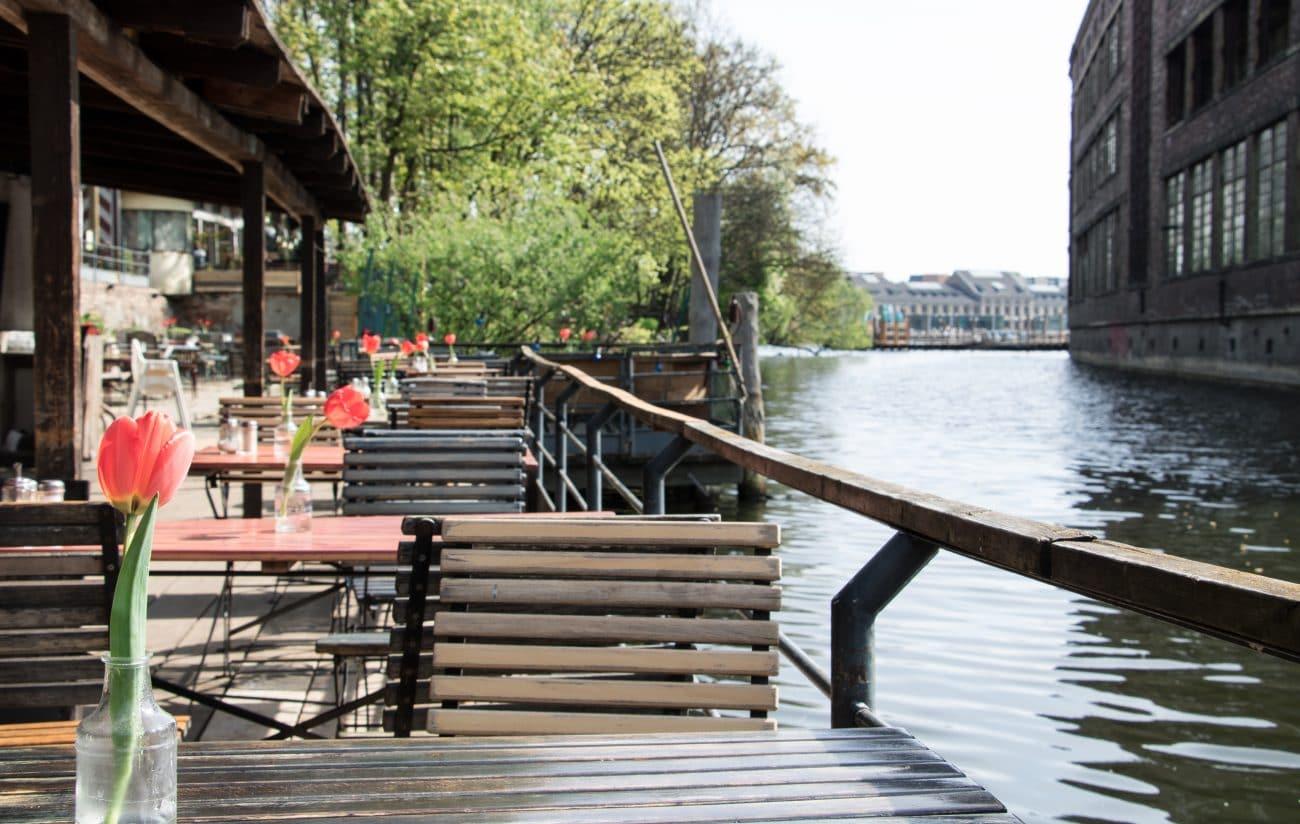 Brunchen in Berlin, Restaurant Freischwimmer in Berlin