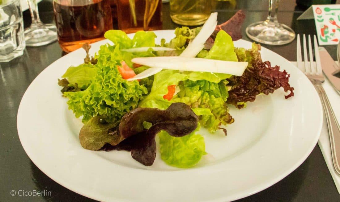 Der Hahn ist tot, Dining in Berlin Prenzlauer Berg