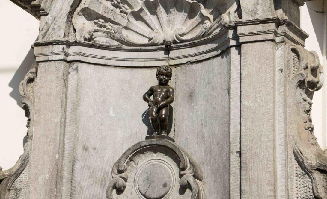 Tops und Flops Brüssel - Manneken Pis