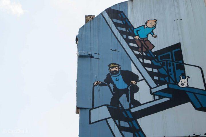 Comic Walk Brüssel – Zurück in deiner Kindheit