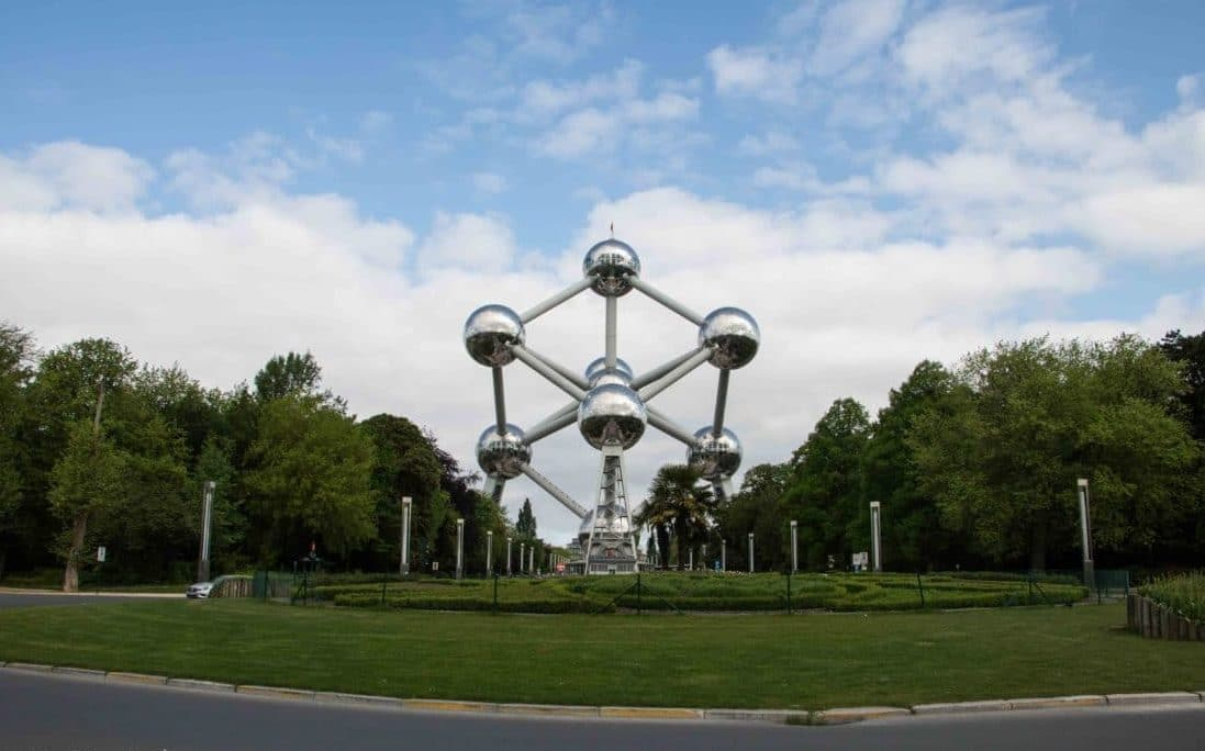 Tops und Flops Brüssel - Atomium