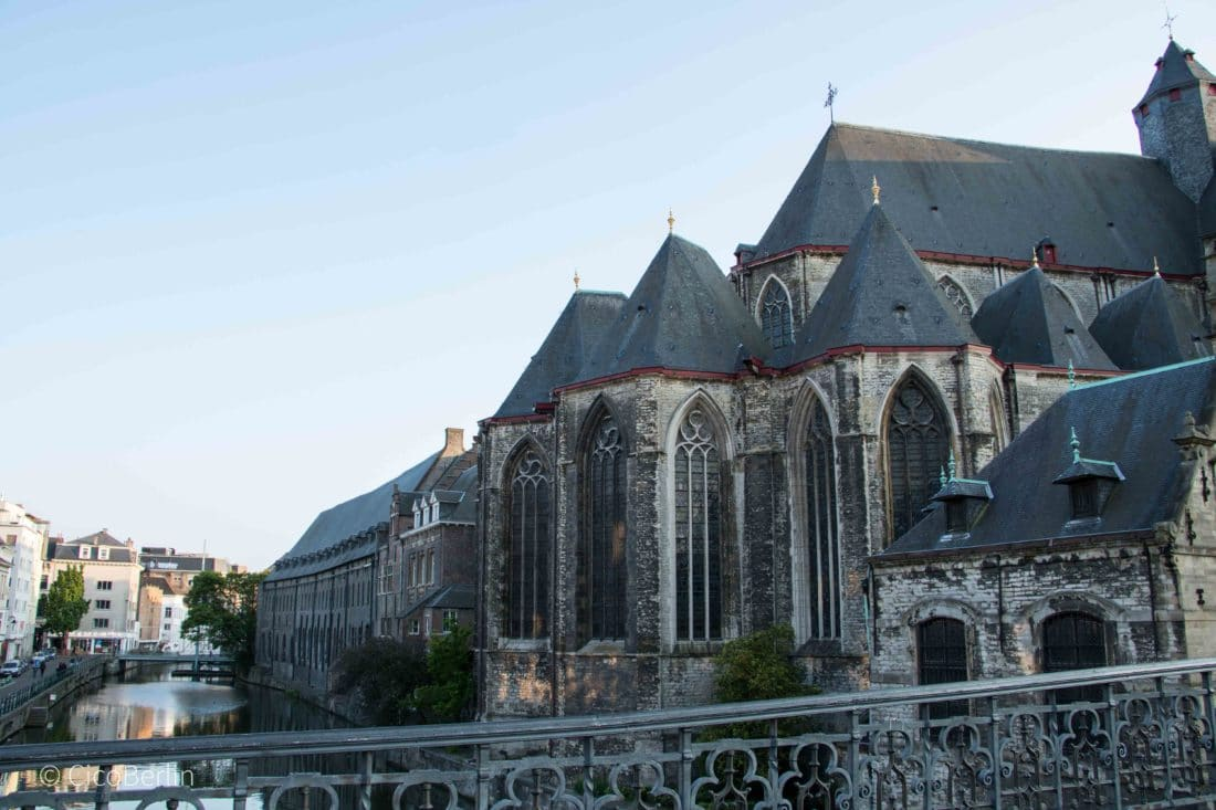 Ein Tag in Gent