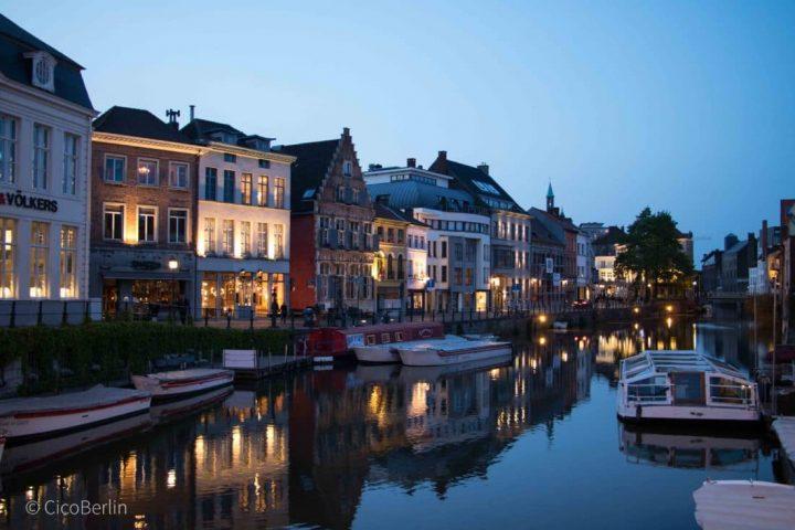 Ein Tag in Gent, was du nicht verpassen darfst