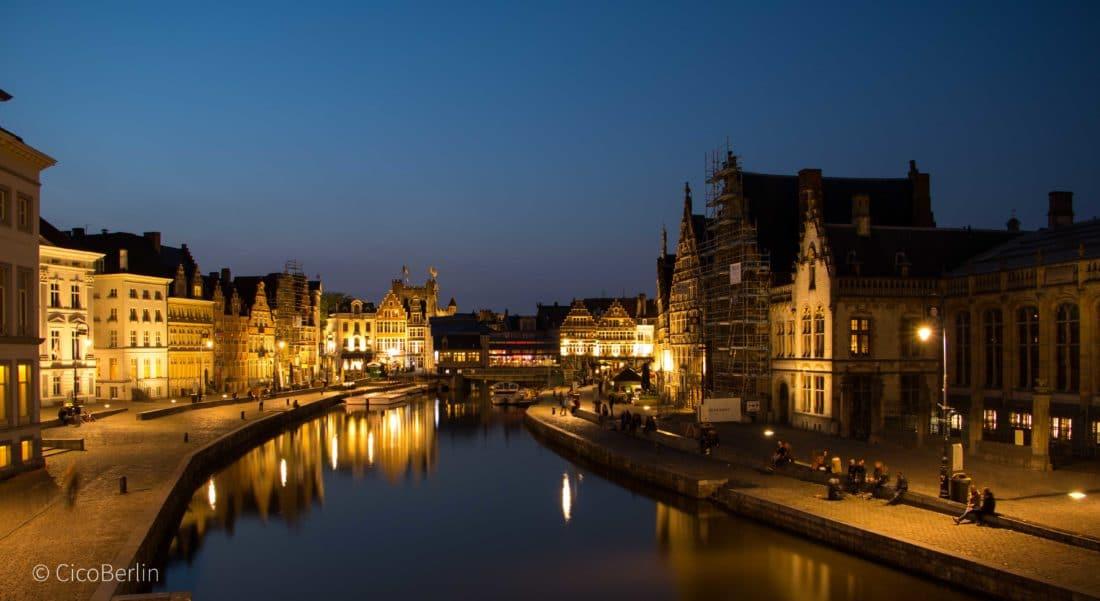 Ein Tag in Gent, Tops und Flops Maastricht / Belgium Tour/ Belgien Rundreise