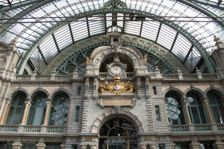 Ein Tag in Antwerpen – Essen und Fashion