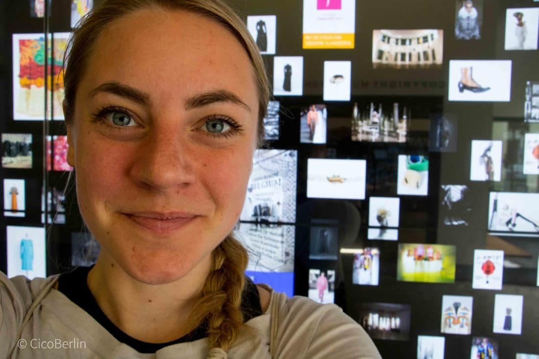 Ein Tag in Antwerpen - Modemuseum