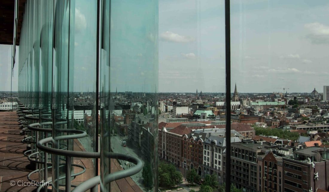 Ein Tag in Antwerpen - MAS