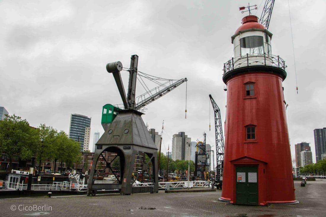 Ein Tag in Rotterdam - Maritimmuseum